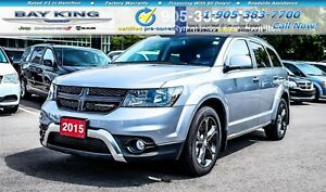2015 Dodge Journey CROSSROAD | BACKUP CAM | BLUETOOTH | 7 PASSEN
