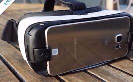 Samsung vr virtual reality
