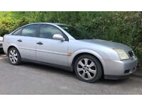 Breaking For Spares, Vauxhall Vectra 'C' 2.0 dti diesel Hatchback, Silver