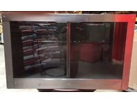 COMMERCIAL (Counter Inset) POPCORN WARMER CABINET