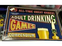 Adult drinking compendium unused