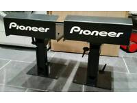 Pioneer CDJ Stands Stand
