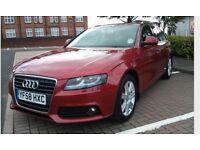 Audi a4 estate 2.0 diesel
