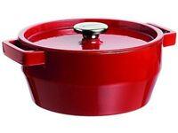 Pyrex Slow Cook Casserole Pan Round 3.6 L