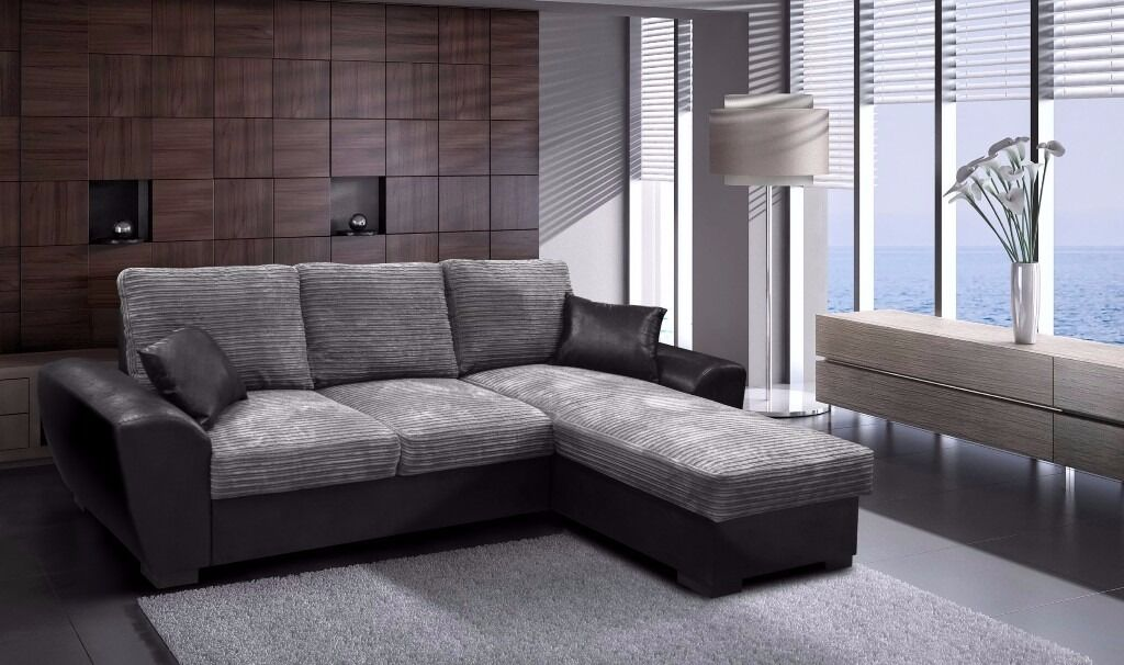 BRAND NEW GIANI SOFA BED AVAILABLE IN LEATHER OR CORD FABRICVARIOUS COLOURS
