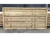❄️ Waneylap Pressure Treated High Quality Wooden Garden Fence Panels
