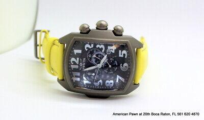 RARE  Invicta Lupah Titanium case 46mm mod 10371 chronograph