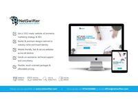 Modern & Effective Business Websites    web design, domain, hosting, SEO, eCommerce & more