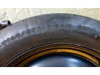 Post 2013 MK2 C4 picasso spare wheel