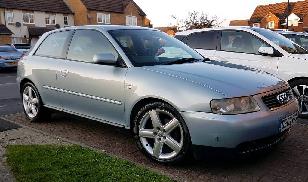 for sale audi a3 1 9 tdi 130 sport for sale in pewsey wiltshire gumtree. Black Bedroom Furniture Sets. Home Design Ideas