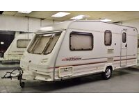 2002 STERLING FINESSE 520 SB (EUROPA), 4 BERTH END BATHROOM & AWNING, CRiS CHECK (HPI), EXTRAS!