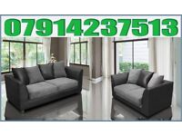 THIS WEEK SPECIAL OFFER BRAND New LUXURY ALAN Sofa RANGE 4578