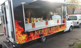 Catering Van; Running Bussiness; Best pitch in town;