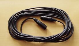 Microphone to DIN Lead. It is Ten feet long, Brand New.
