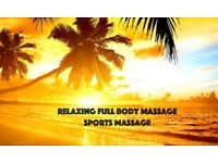 Massage Services Belfast City
