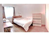 ALL BILL INC.Double bed room available in a Beautiful, Clean and Tidy House.