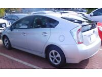 PCO rental Car - PCO hire Car - Uber ready Toyota prius from £100, North London