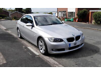 Bmw 320d coupe 58 plate