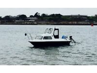 16ft Fishing Boat for Sale
