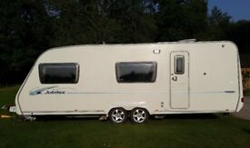 Ace Jubilee 6 berth caravan