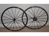 Mavic KSYRIUM Road Bike 2x wheels 700C