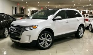 2013 Ford Edge Limited|AWD|NO ACCIDENT|NAVI|RS|PANO ROOF|CAMERA