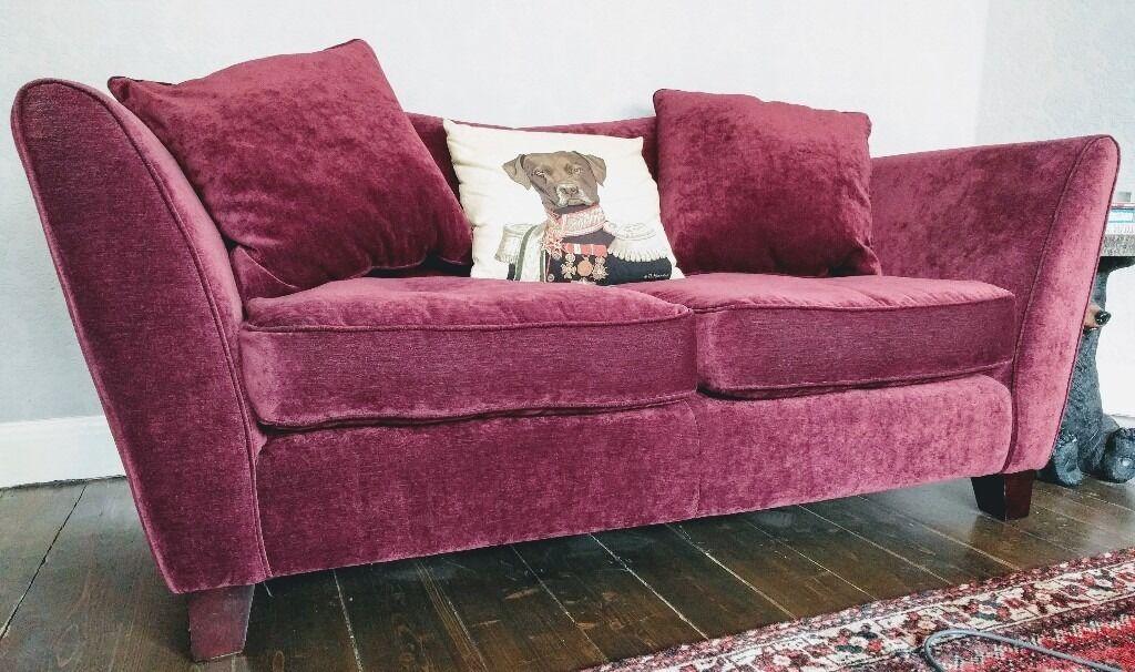 Sofa Workshop 2 Seat Sofa U0027Phoebeu0027 (£800 New) Excellent ...