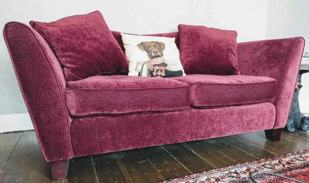 Sofa Workshop U0027Phoebeu0027 2 Seat Sofa (£800 New)