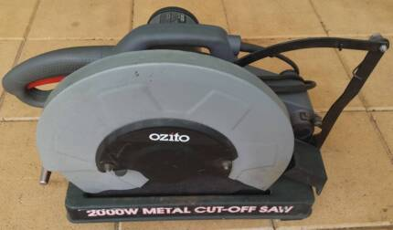 Metal Cut-Off Saw with 5 x 355mm Discs