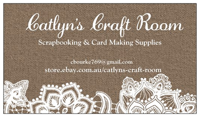 Catlyn's Craft Room