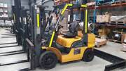 Used 2.5 Tonne Nissan Gas Forklift Welshpool Canning Area Preview