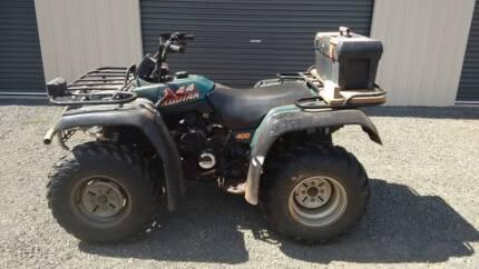 Yamaha Kodiak 400cc Quad ATV, 4x4 ATV, Farm ATV, Bush ATV