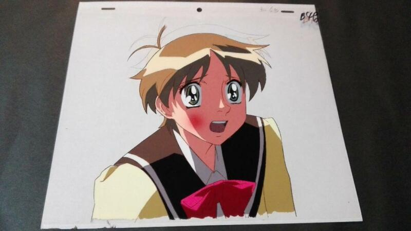 Escaflowne Cel Original Picture Painting Anime e-2