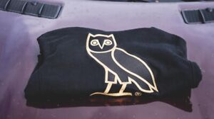 OvO og owl hoodie with proof of purchase.