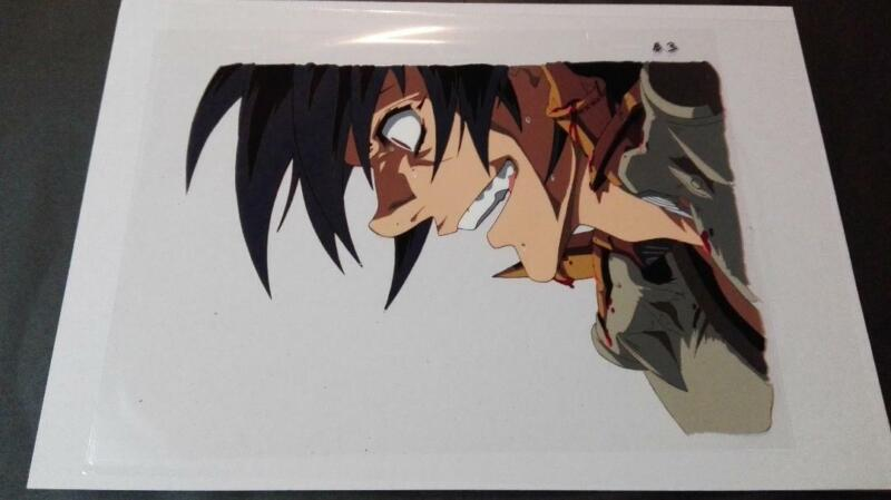 Escaflowne Cel Original Picture Painting Anime