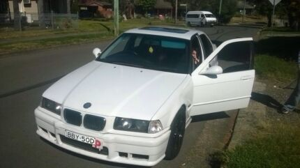 BMW 318i loud and proud  Blacktown Blacktown Area Preview
