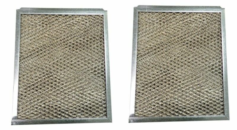 2 OEM GeneralAire 990-13 Evaporator Pad Media Filters for 709 990 1040 1042 113
