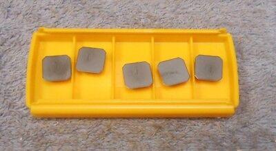 Kennametal  Ceramic Inserts Sekn1204af3n  Grade Ktpk20  Pack Of 5