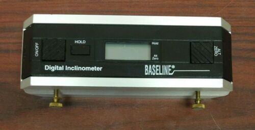 Baseline Inclinometer Digital Protractor *FREE PRIORITY SHIPPING*
