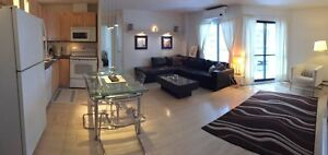 FULLY FURNISHED, ALL INCLUDED, DOWNTOWN, JUNE and JULY