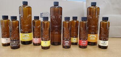 Hawaiian Distillers vintage tiki liquor bottle lot