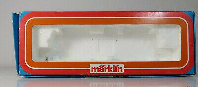 LEERKARTON Elektrolok DB  Märklin 3155