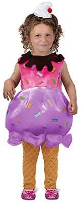 screme Sundae Streusel Kinder Kleinkind Halloween Kostüm (Princess Halloween-kostüme Kleinkind)
