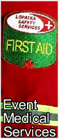 Event Medical First Aid Services