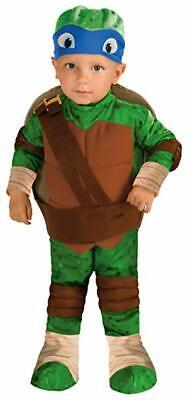 New Nickelodeon Teenage Mutant Ninja Turtle Leonardo Infant Costume 6-12 Months