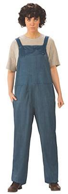 Rubies Stranger Things Elevens Overalls Adult Womens Halloween Costume - Halloween Costumes Overalls