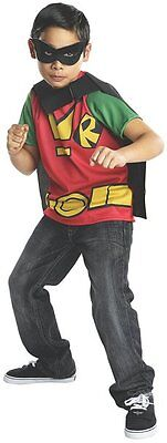 Teen Titans Go Robin Child Boys Costume