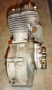 Antique 1934 Indian Sport Scout engine with title & spares London Ontario image 3