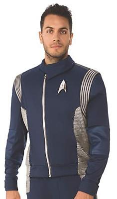 Rubies Deluxe Star Trek Discovery Science Jacket Adult Halloween Costume 821213 - Find Halloween Costumes