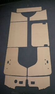 VW KOMBI 68-79 INTERIOR PANELS VOLKSWAGEN TYPE 2 Merewether Newcastle Area Preview